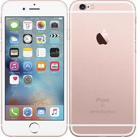 Смартфон Apple iPhone 6s 16GB Rose Gold Б/У
