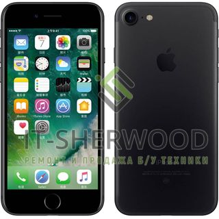 Смартфон Apple iPhone 7 128GB Black Б/У